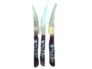 souvenir pernikahan pisau makan